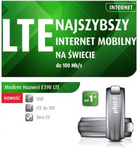 Internet LTE Plus